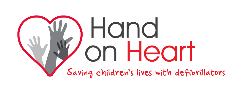 Hand on Heart Logo